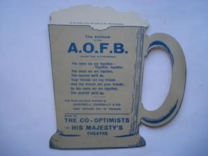 AOFB Card Tankard