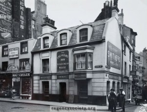 THE GREYHOUND INN, EAST STREET