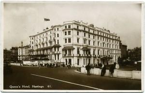 Queens Hotel Saloon Vat