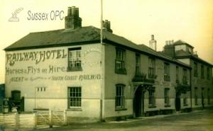 Railway Hotel Vat (Pulborough) 2